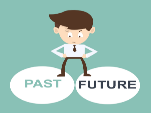 What to do with the past? Embrace it. Here's 5+1 Steps to show you how.