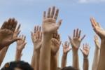 hands celebrate
